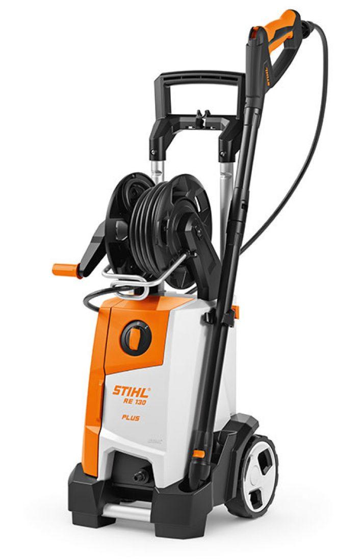 Grand nettoyage de la maison et du jardin : optez pour le nettoyeur haute pression Stihl RE130+