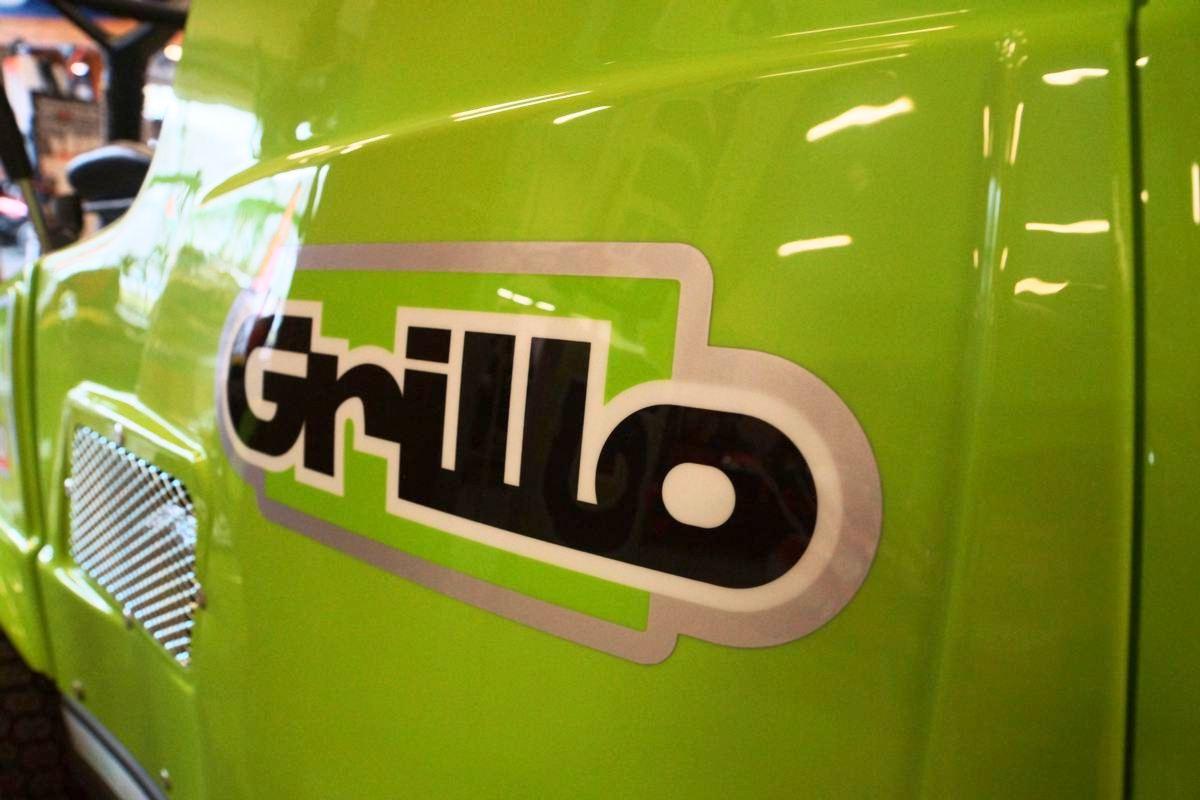 Le Motoculteur Grillo G45, retrouvez votre revendeur dans le Finistère