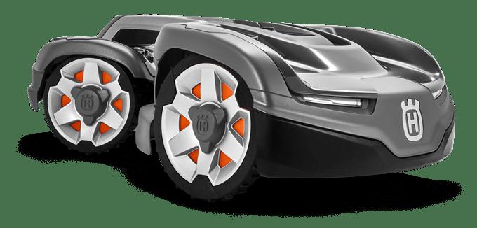 Le parfait robot de tonte Husqvarna Automower 435X AWD